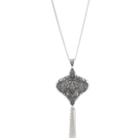 Rural Remedy Silver Necklace